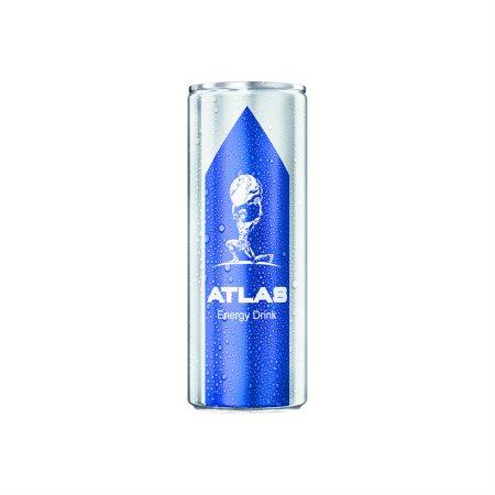 ATLAS Ενεργειακό Ποτό 250ml
