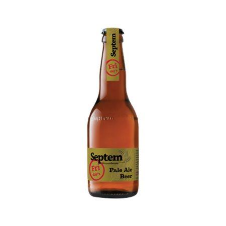 SEPTEM Friday's Μπίρα Pale Ale 330ml