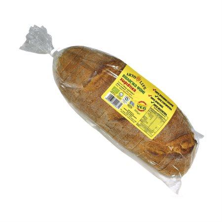 Ψωμί Χωριάτικο ARTOLIFE Βιολογικό σε φέτες 500gr