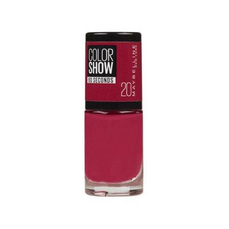 MAYBELLINE Βερνίκι Νυχιών Color Show Νo20 Blush Berry 10ml