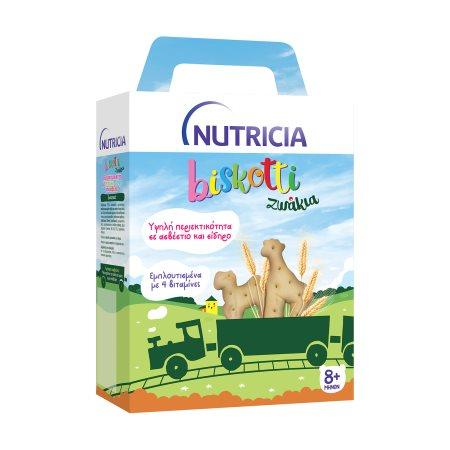 NUTRICIA Biskotti Μπισκότα Ζωάκια 180gr
