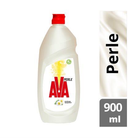 AVA Perle Απορρυπαντικό Πιάτων Υγρό Χαμομήλι 900ml