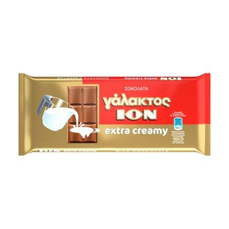 ΙΟΝ Σοκολάτα Γάλακτος Extra Creamy 95gr