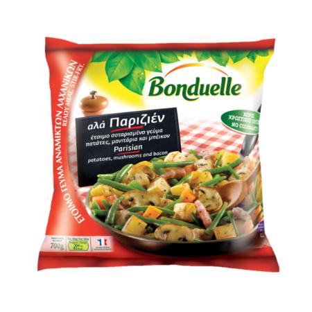 Ανάμικτα Λαχανικά BONDUELLE Αλά Παριζιέν 700gr