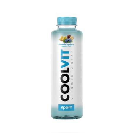COOLVIT Sport Βιταμινούχο Νερό 500ml