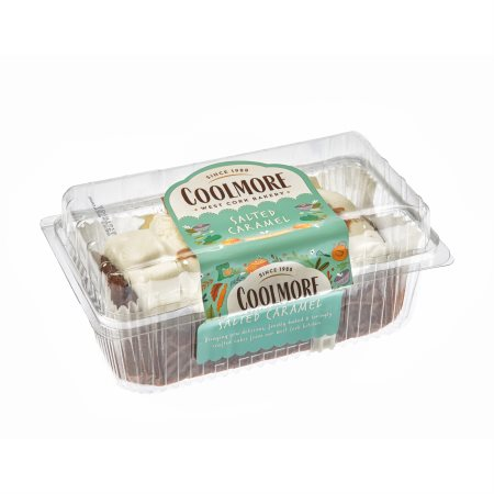 COOLMORE Κέικ με Αλατισμένη Καραμέλα 400gr