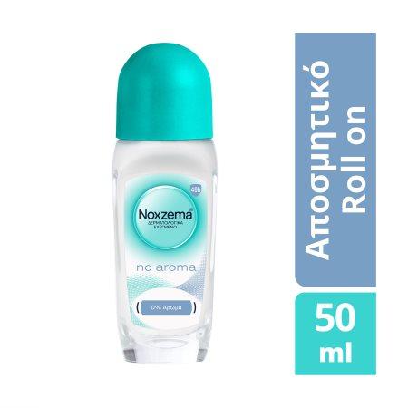 NOXZEMA Αποσμητικό Roll On No Aroma 50ml