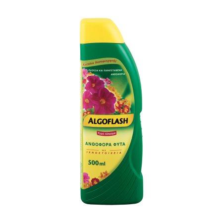 ALGOFLASH Λίπασμα για Ανθόφυτα 500ml