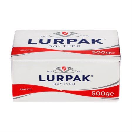 LURPAK Βούτυρο Ανάλατo 500gr