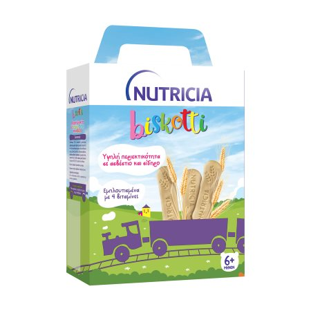 NUTRICIA Biskotti Μπισκότα 180gr