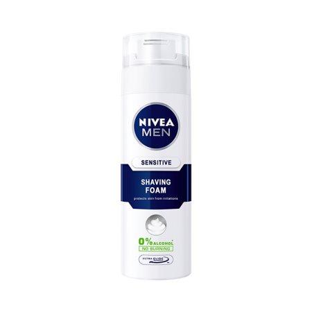 NIVEA Men Αφρός Ξυρίσματος Sensitive 250ml