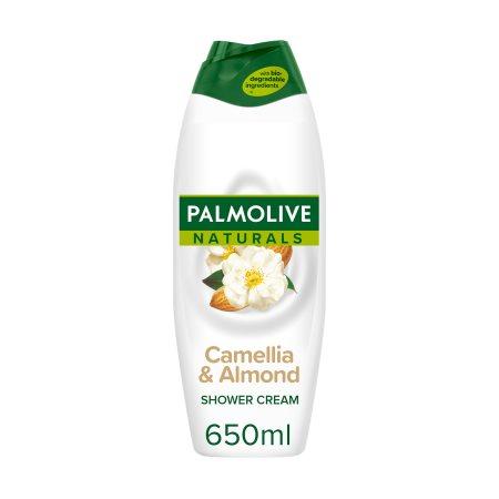 PALMOLIVE Αφρόλουτρο Naturals Camelia Oil 650ml