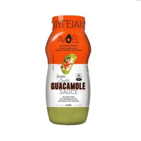 Guacamole Sauce AVOEL 200ml