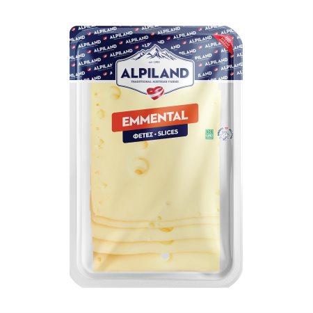 Έμμενταλ ALPILAND σε φέτες Αυστρίας 200gr