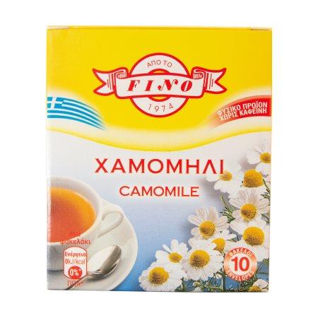 FINO Αφέψημα Χαμομήλι 10 φακελάκια x0,8gr