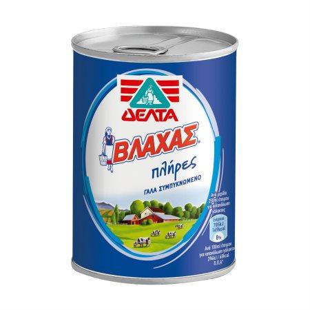 ΒΛΑΧΑΣ Γάλα Εβαπορέ 7,5% Λιπαρά 410gr