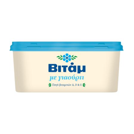 BITAM Μαργαρίνη Soft  με Γιαούρτι 225gr