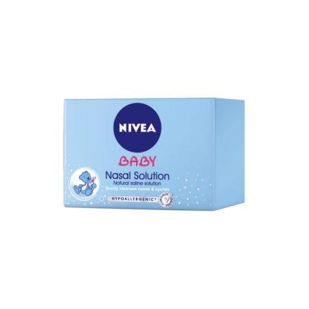 NIVEA Baby Φυσιολογικός Ορός 24x5ml