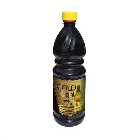 GOLD LIGHT Λάδι Λάμπας 1lt
