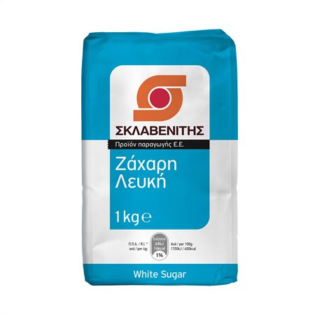 ΣΚΛΑΒΕΝΙΤΗΣ Ζάχαρη 1kg