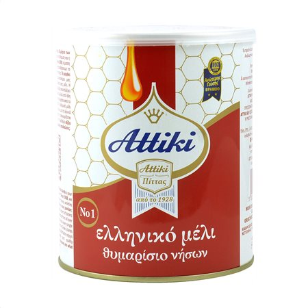 ATTIKI Μέλι Θυμαρίσιο Ελληνικών Νήσων 1kg